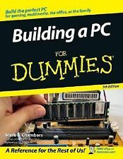 Building a PC for Dummies by Mark L. Chambers (2005, Paperback, Revised)