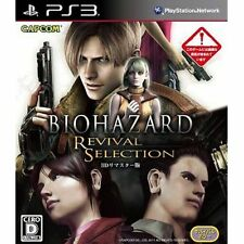 UsedGame PS3 Biohazard Resident Evil 4 HD Revival Selection Japan Import