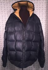 Mens NIKE Puffer Down Coat Jacket Large XXL A28