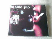 CULTURE BEAT - INSIDE OUT - 6 MIX DANCE CD SINGLE