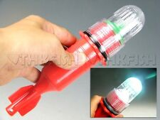 New! S # Led Light Ocean Fishing Attraction Attract Fishing net Lights Float