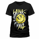 Official Blink 182 - Big Smile - Men's Black T-Shirt