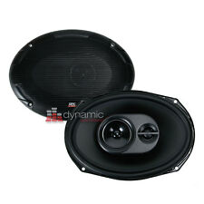 "MTX Audio TERMINATOR693 Car 6"" x 9"" Terminator Series 3-Way Coaxial Speakers New"