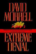 Extreme Denial by David Morrell (1996, Hardcover) FIRST PRINTING