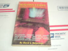 MICROPROCESSORS FROM CALCULATORS TO COMPUTERS 1ST ED. 1ST PRINT COLLECTORS RARE