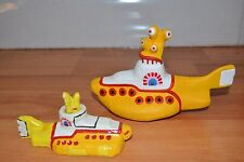 The Beatles Resin Figures Yellow Submarine 2pcs Collective for Valentine's Day