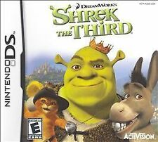 Shrek the Third CARTRIDGE ONLY Nintendo DS