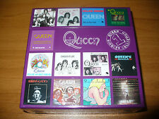 BOX QUEEN 13 CDS SINGLES COLLECTION VOLUME 1 SIGILLATO SEALED FREDDIE MERCURY CD