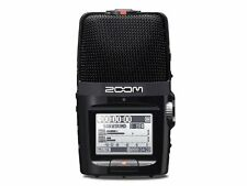 ZOOM H2n + WSU-1 Handy Portable Recorder and Windscreen Linear PCM H2Next NEW