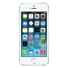 Apple iPhone 5S 16Gb - Bell/Virgin Canada - Silver - Grade C