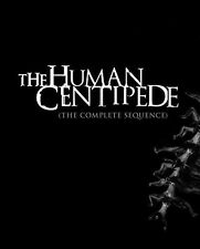 Human Centipede: The Complete Sequence Blu-ray