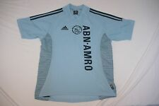 Ajax Adidas Soccer Jersey Climalite Men S Blue NEW
