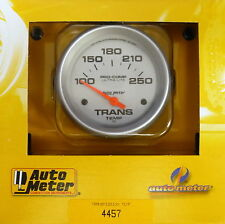 Auto Meter 4457 Ultra Lite Pro Comp Electric Transmission Temp Gauge 100-250 F