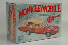 Movie Monkeemobile Monkees Kit Kit GTO 1:25 MPC