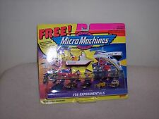 MICRO MACHINES -  #26 EXPERIMENTALS - INCLUDES SEA EXPLORATION VEHICLE -  NEW
