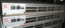 Brocade 5100 40 Port 8Gb SAN 10/100 Ethernet Switch SFP Dell