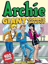 Archie Giant Comics Jackpot! (Archie Giant Comics Digests)-ExLibrary