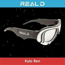 Kylo Ren 3D Glasses Star Wars VII The Force Awakens Limited Edition 3 D Empire