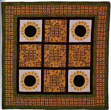 Quilting at the Village Inspiring Designs w Full Size Pattern Quilt Pattern Book