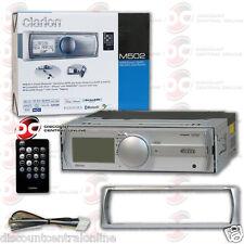 CLARION M502 MARINE DIGITAL MEDIA STEREO WITH BLUETOOTH PANDORA & REAR USB INPUT