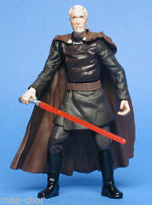Star wars episode 2 aotc loose rare comte dooku sith lord mint condition. C-10+