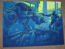 ROBOCOP Protect The Innocent Uphold The Law movie poster art print Dan Mumford