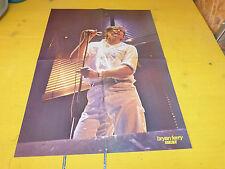 BRYAN FERRY - Poster !!! Au verso : MICHAEL SCHENKER !!!