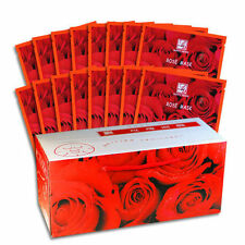 DHL Ship - New Dainty Design Rose Mask Anti-Age 100 Sheets Sachets In Box
