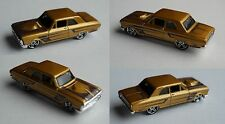 Hot Wheels - Ford Thunderbolt goldmet.
