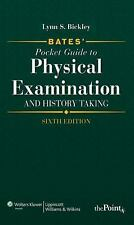 Bates' Pocket Guide to Physical Examination & History Taking, by L Bickley USMLE