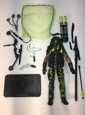 GI Joe Cobra POC Pursuit Of Cobra Figure Lot Shadow Tracker