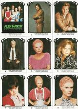 Alien Nation The Series Trading Cards Full 60 Card Set from 1990