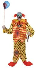 circus psycho zombie clown animated prop