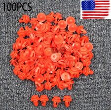 100x For GM Toyota Camry Front & Rear Door Trim Panel Board Retainer Clips