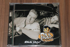 Dick Brave & The Backheats - Dick This! (2003) (CD) (WEA Records ‎– 5050466-962)