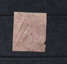 1858 SG 67 verticall laid paper ,used        b1100