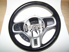 Mitsubishi Lancer Evo X OEM Steering Wheel EVOLUTION 10