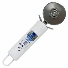 STAR WARS R2-D2 PIZZA CUTTER WITH SOUND FX BRAND NEW GREAT GIFT