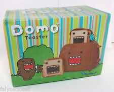 Domo Toaster 2 Slice Bread Bakes Domo On Your Toast Novelty Party Gift
