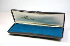 MONDIA Scatola Box Vintage Watch