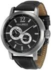 Haurex Men's AJ330UGS Automatic Self-wind Stainless Steel Watch