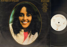 JOAN BAEZ on Vanguard  LP '63 Matty Groves RECORD NMINT