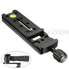 NNR140 140mm Nodal Slide Rail Quick Release Plate Clamp Macro Panoramic Bracket