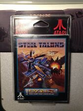 Steel Talons  (Lynx, 1992) Atari Euro Blister Package New Sealed