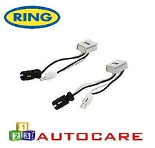 RING 12v t10 Wedge RESISTORE kit per lampadine a LED