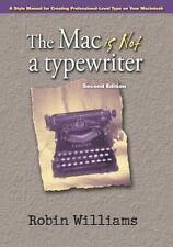Mac is not a typewriter, The (2nd Edition)-ExLibrary
