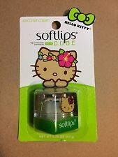 Softlips Hello Kitty Coconut Cream SPF 15 Lip Protectant, 1 cube 0.23oz