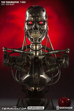 The Terminator T-800 Life-Size Bust by Sideshow Collectibles