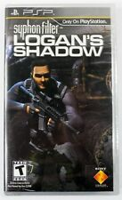 Syphon Filter: Logan's Shadow (Sony PSP, 2007) - Brand NEW Game Sealed