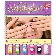 Nail Art (Gift), Sherri Haab, Good Book